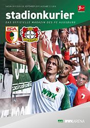 Stadionkurier FC Augsburg - 1. FC Union Berlin 2019/20