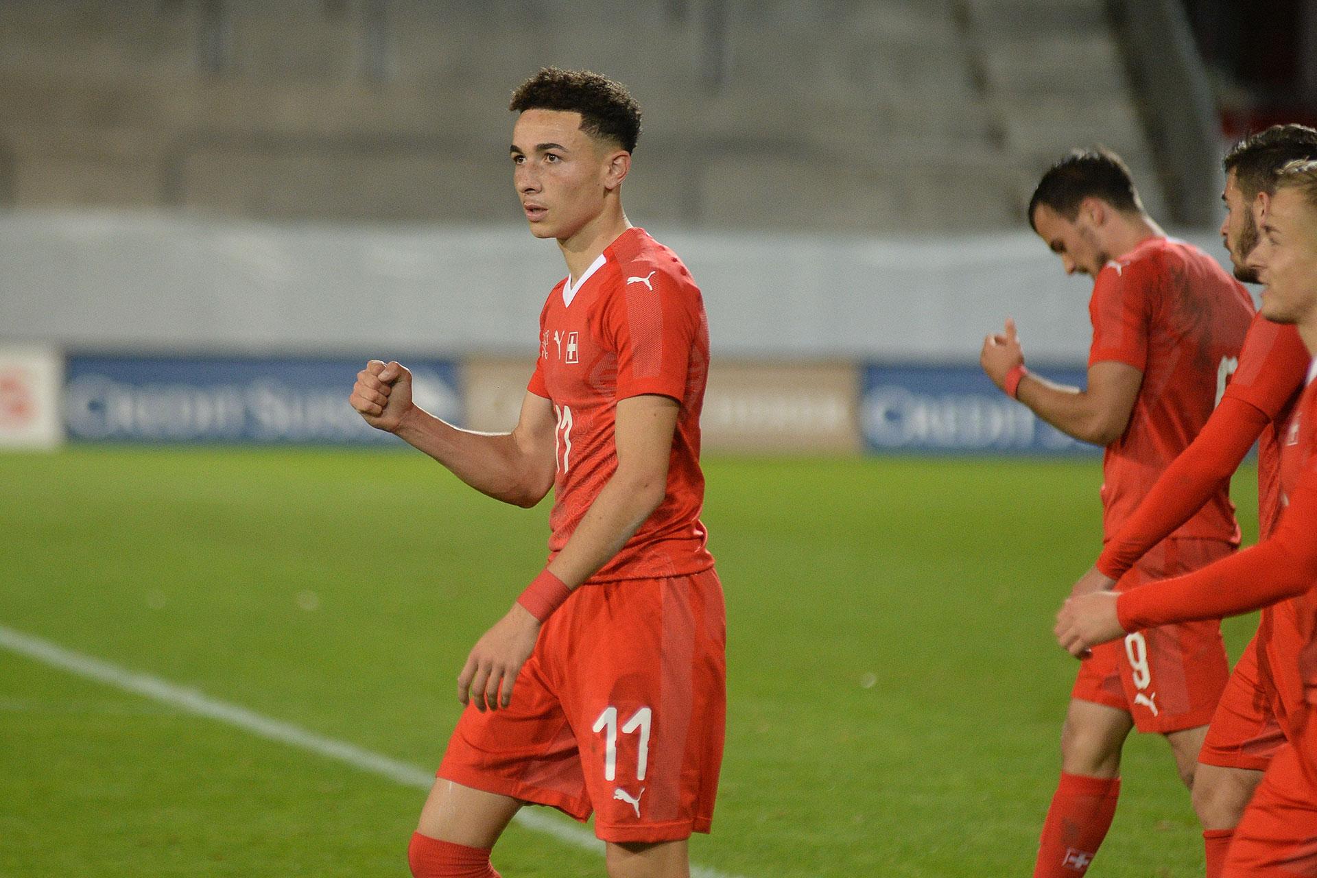 Länderspiele: Vargas schießt Schweizer U21 zum Sieg